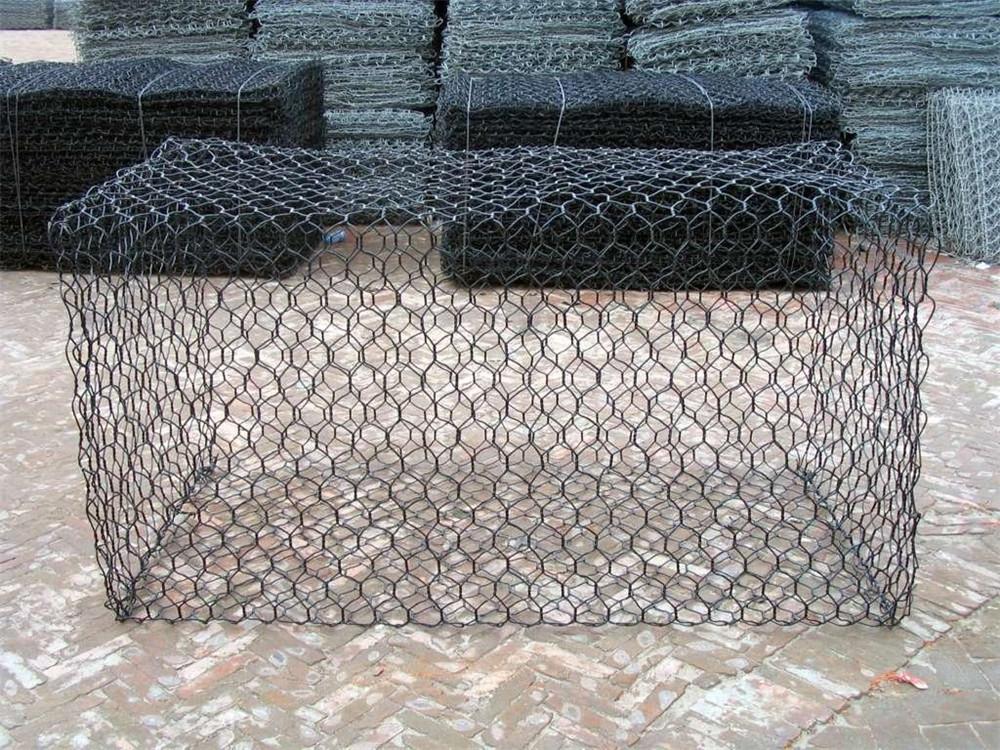 PVC铅丝笼