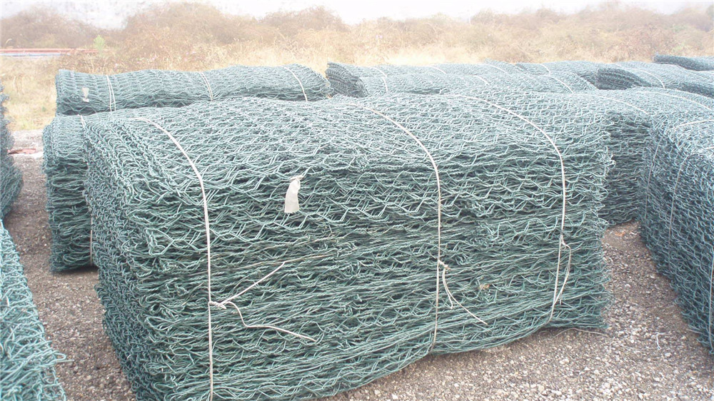 铅丝shi笼网