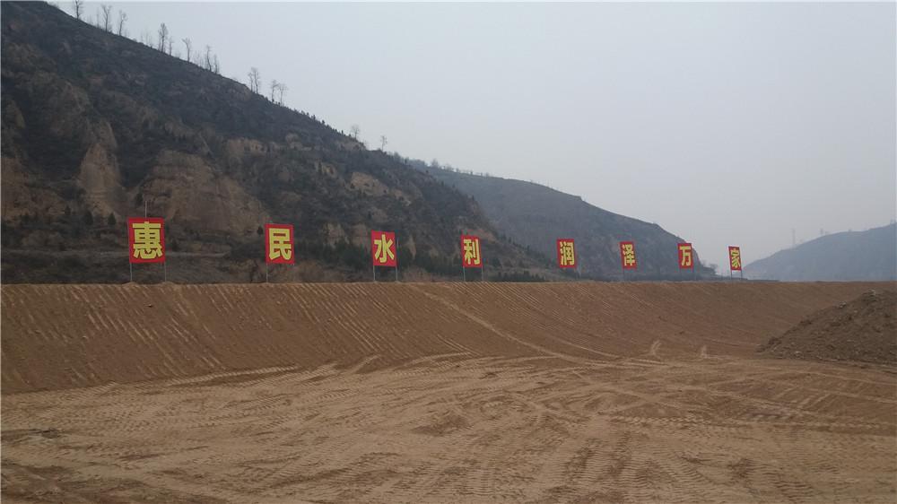 惠民县水利工程格宾网防